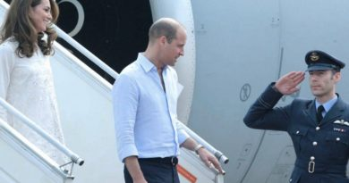 The Funny Reason Why William Was Disappointed With Flight