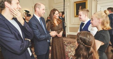 William And Kate Host Event At Kensington Palace For A Special Reason