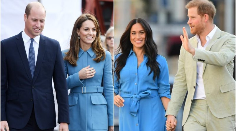 William, Kate, Harry And Meghan Reunite To Appear In TV Advert Tonight