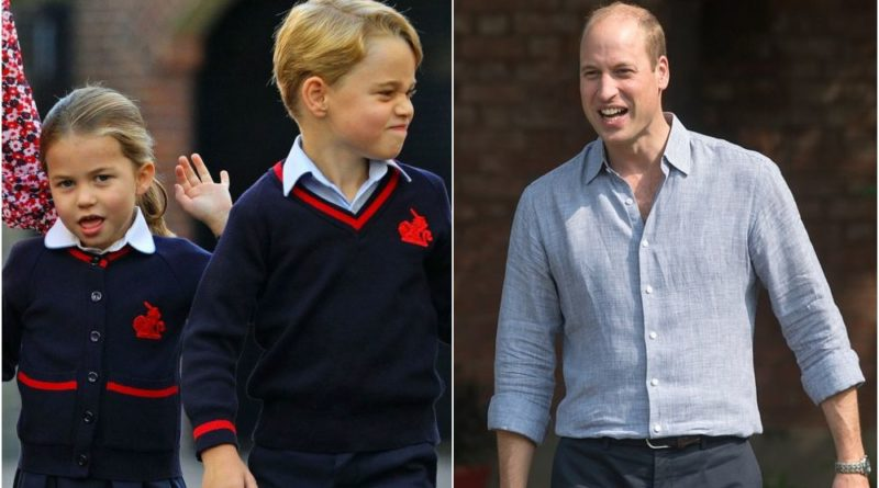 William Reveals George, Charlotte And Louis' Latest Obsession In New Documentary