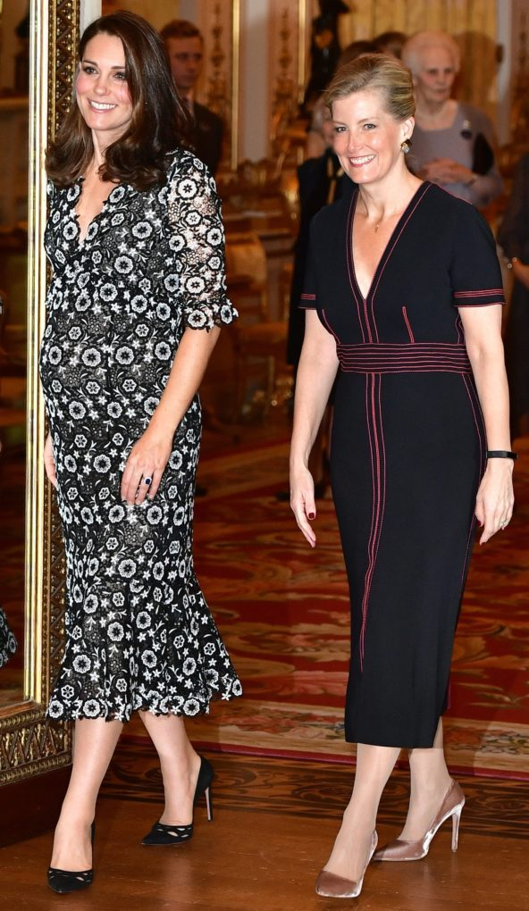kate-middleton-and-sophie-wessex royal