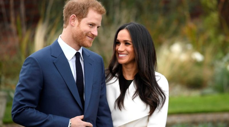 Harry And Meghan Shared Unseen Photo To Mark Anniversary Of Their Engagement