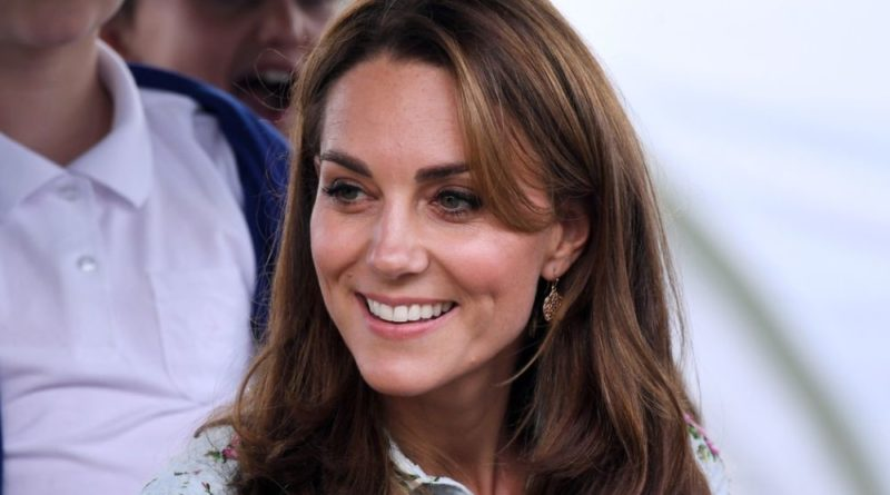 Kate Has Returned To Work After Pulling Out Of Awards Ceremony
