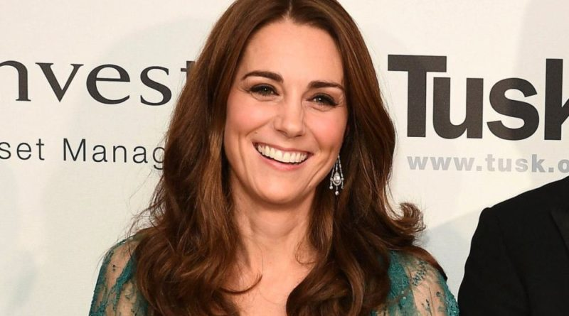 Kate Just Cancelled Tusk Conservation Awards Appearance Because Of her Children