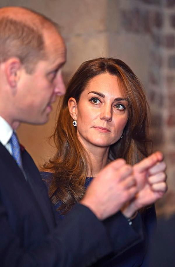 Kate Made Surprise Appearance At Old Broadcasting House After Charity Engagement