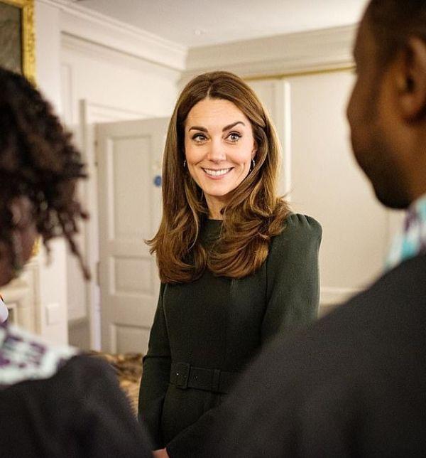 Kate Middleton Tusk awards