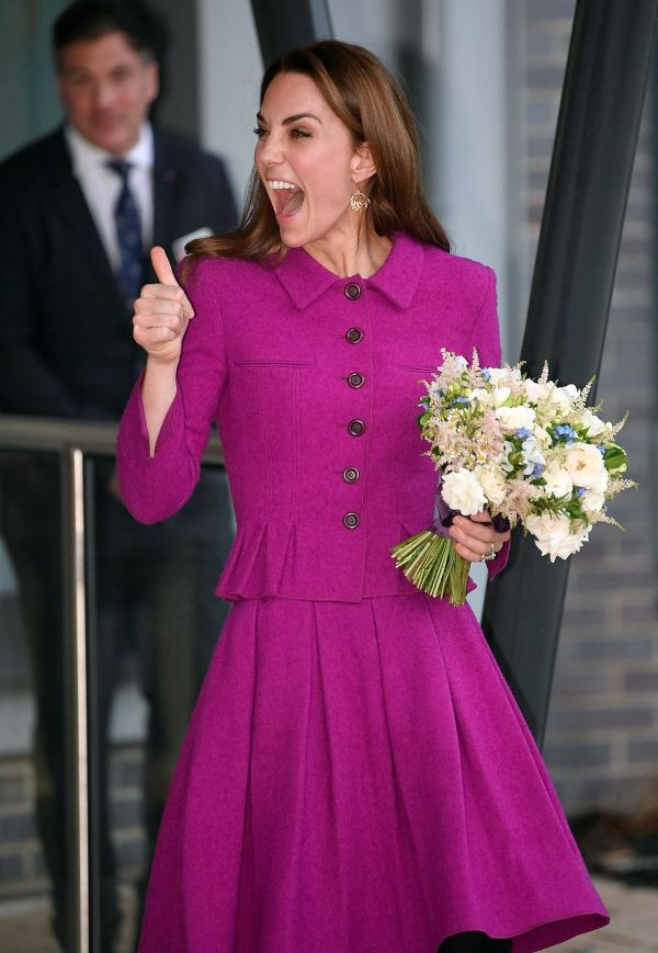 Kate Revealed Daughter Charlotte's Favorite Hairstyle