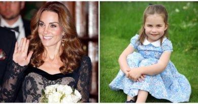 Kate Revealed What Charlotte Loves Doing At Home