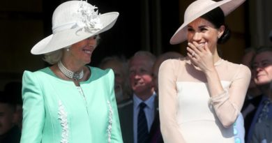 Meghan And Camilla Set To Carry Out First Joint Royal Engagement