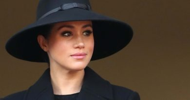 Meghan Markle at Remembrance Day