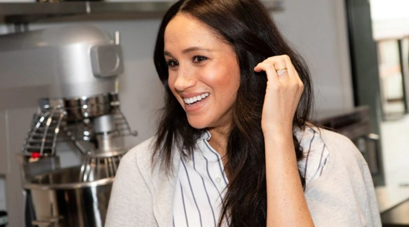 Meghan Revealed How She Encouraged Harry To Be Honest About Mental Health Struggles