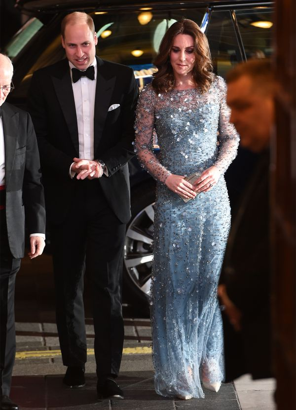 Prince Wiliam and Kate Middleton at Royal Variety Performance, Prince William ad Kate Middleton already have a set schedule for November, and among those engagements is one very special night