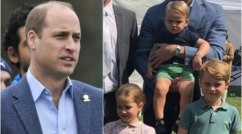 The Cheeky Gifts William Received For The Children While Visiting WBA
