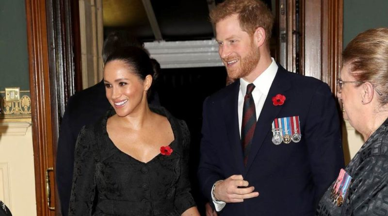 The Palace Confirms Harry And Meghan Won't Spend Christmas With The Royals
