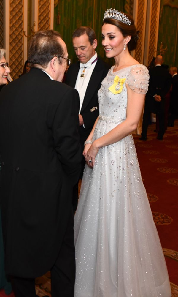 This Is When We Will Next See Kate Wearing A Tiara