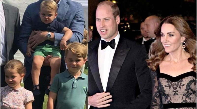 William And Kate Reveal How The Children Reacted To Their Date Night
