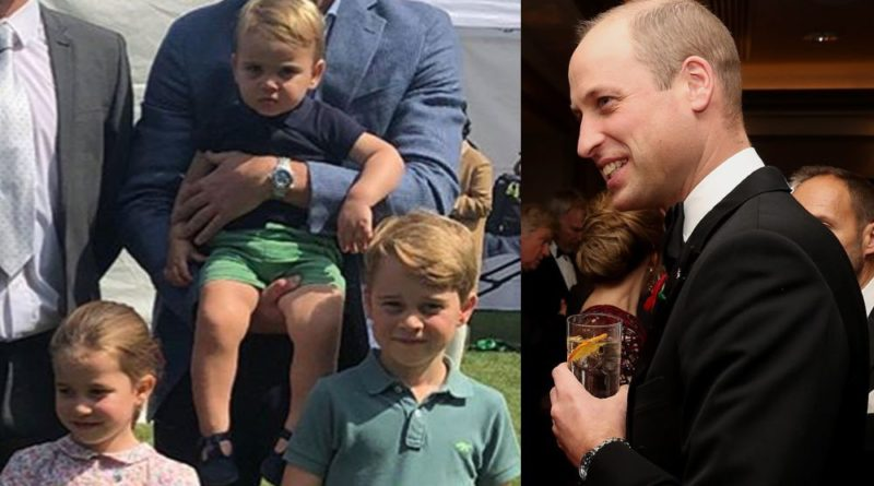William Revealed Parenthood Struggle With George, Charlotte And Louis