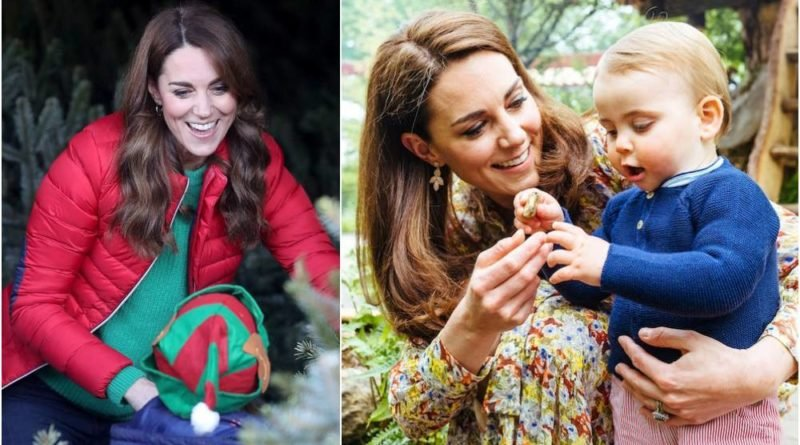 Kate Just Revealed The Sweetest Detail About Her Little Louis
