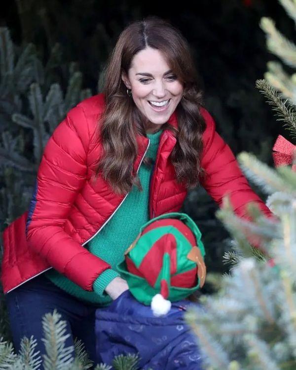 Kate Middleton in Buckinghamshire