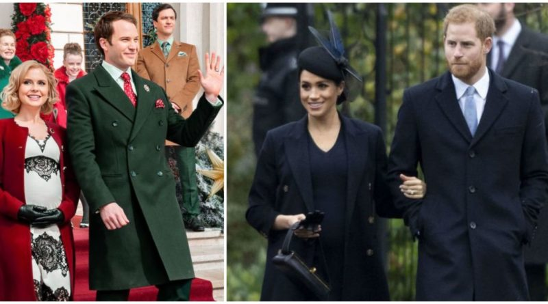 New Christmas Movie Gives Nod To Harry, Meghan And Archie