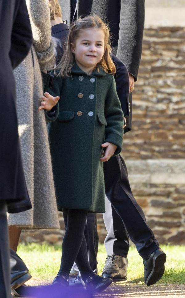 Princess Charlotte Looks Identical To Lady Kitty Spencer In Unseen Photo