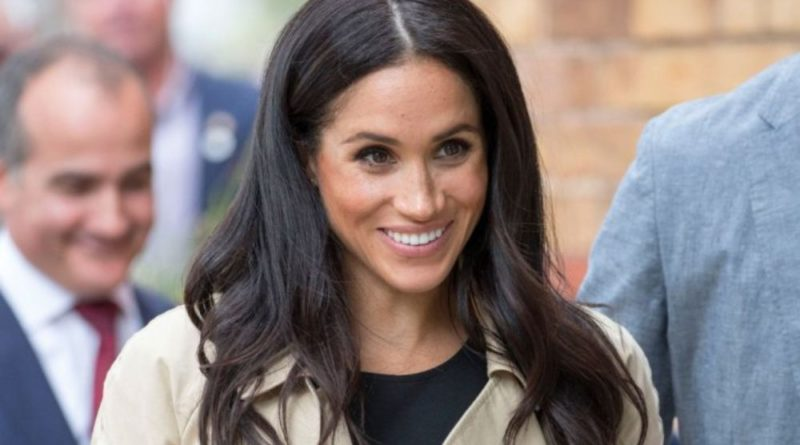 Unseen Photo Of Meghan Volunteering In Toronto Charity Released