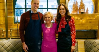 William And Kate Team Up With Marry Berry For Must-See Festive TV Show