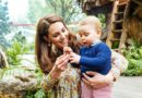 Prince William And Kate Share Unseen Photo Of Prince Louis