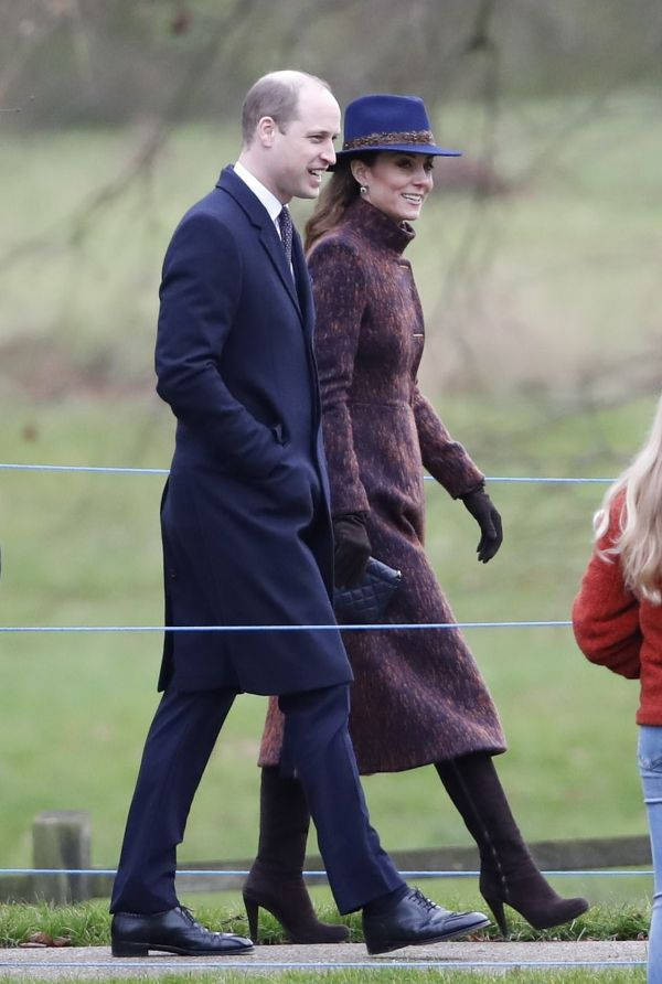 2020 Prince William and Kate Midletton