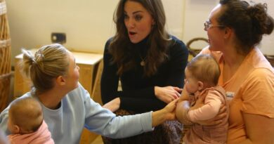 """Duchess Kate Reveals She Felt """"Isolated"""" After Son George's Birth"""