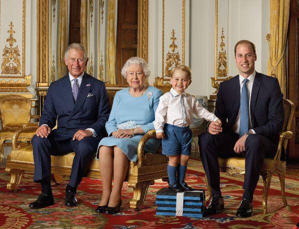 George William Queen Charles