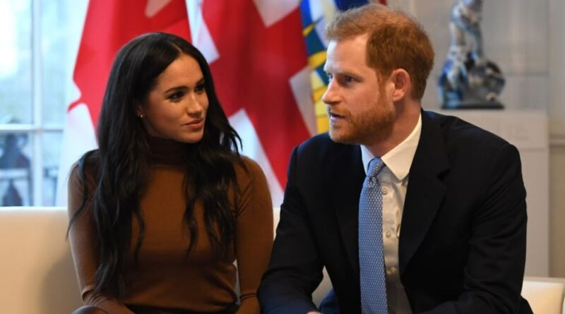 Harry And Meghan Reveal Where They Actually Spent Thanksgiving