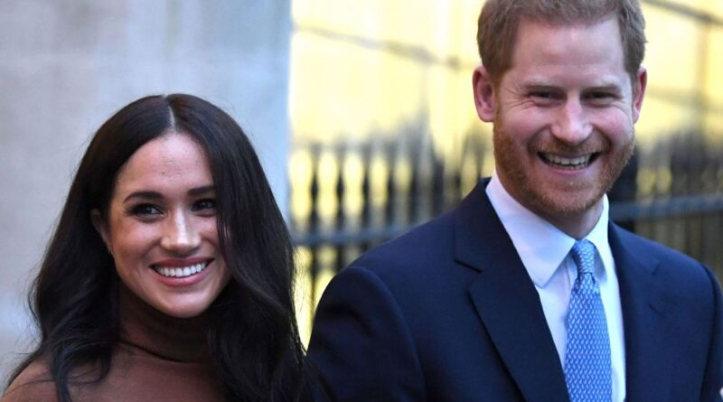 Harry and meghan move to Canada