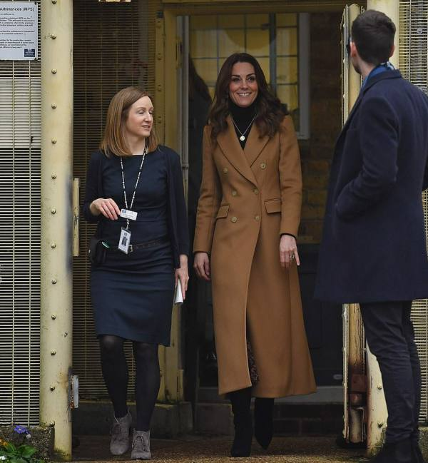 How Kate's Latest Outfit Featured Special Tribute To Her Children