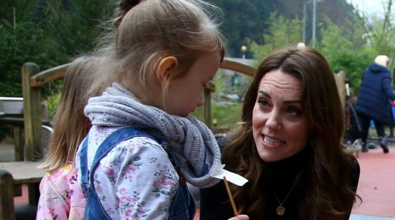 Kate's Cheeky Reaction When She Received Job Offer At Children's Centre