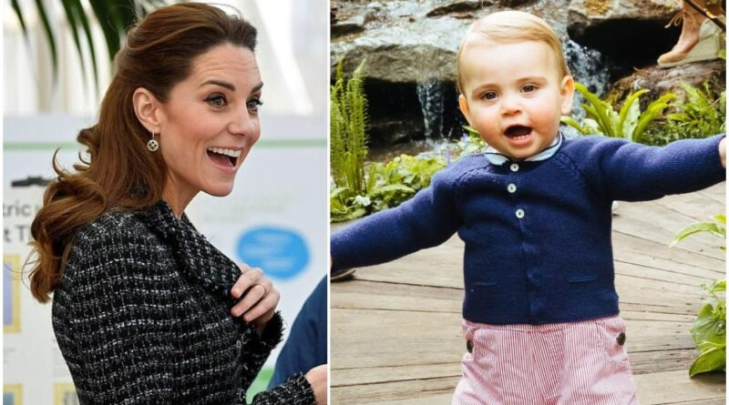Kate's Adorable Plans For Prince Louis Second Birthday Revealed