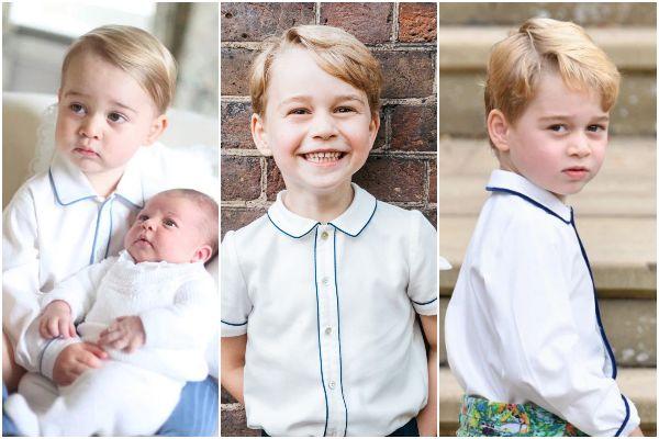 Prince George shirt