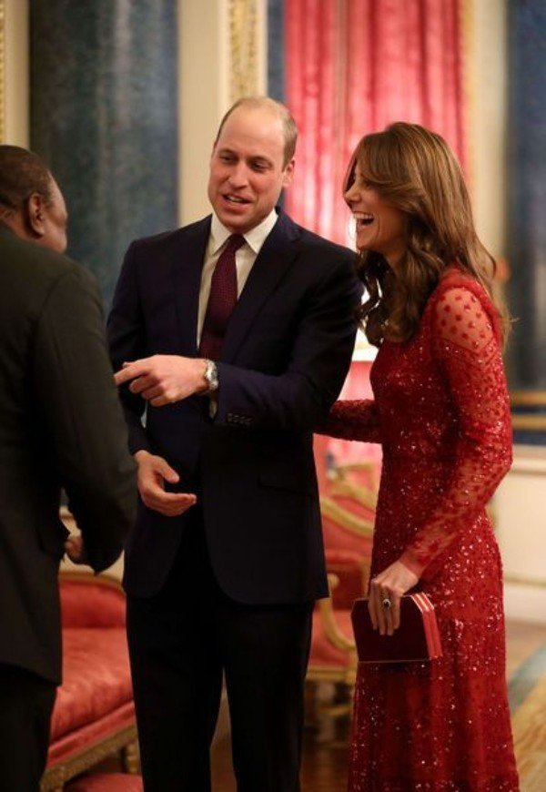 Prince William Finally Spoke About Prince Harry At Royal Reception