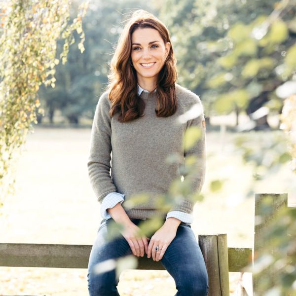 The Palace Released New Photo Of Kate To Mark Her 38th Birthday