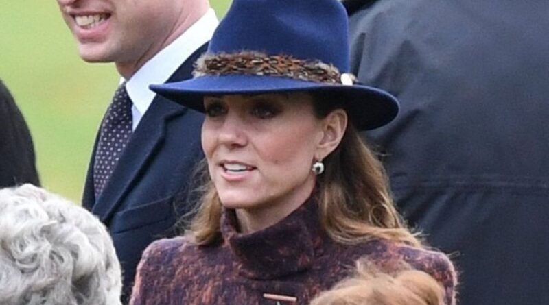 The Reason Why Kate Invited Her Closest Friends To Church At Sandringham