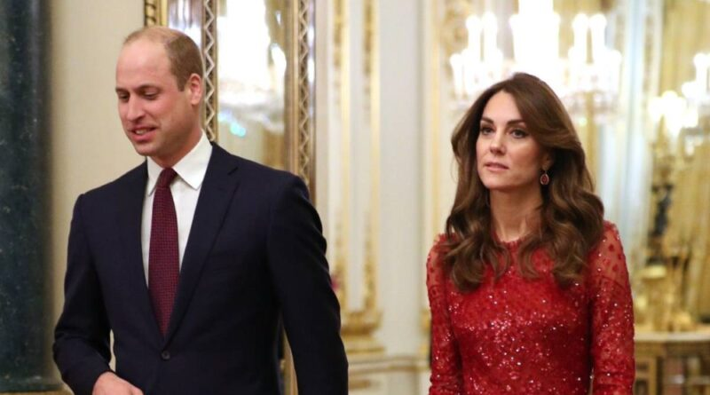 William And Kate Host Buckingham Palace Reception