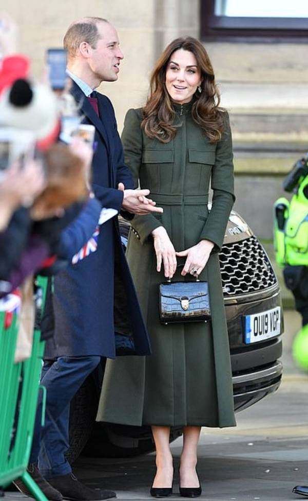 William And Kate Visit Bradford As First Joint Engagement Of The Year