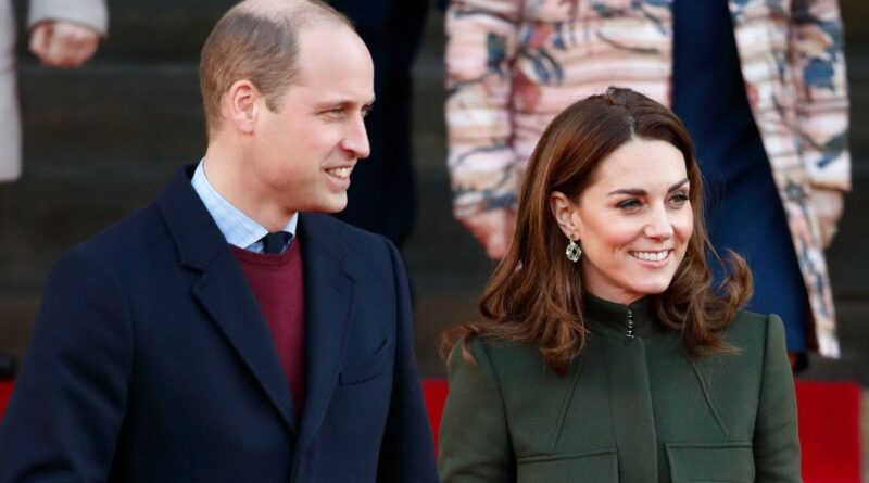 William And Kate Will Be Joined By This Royal Couple For Next Event