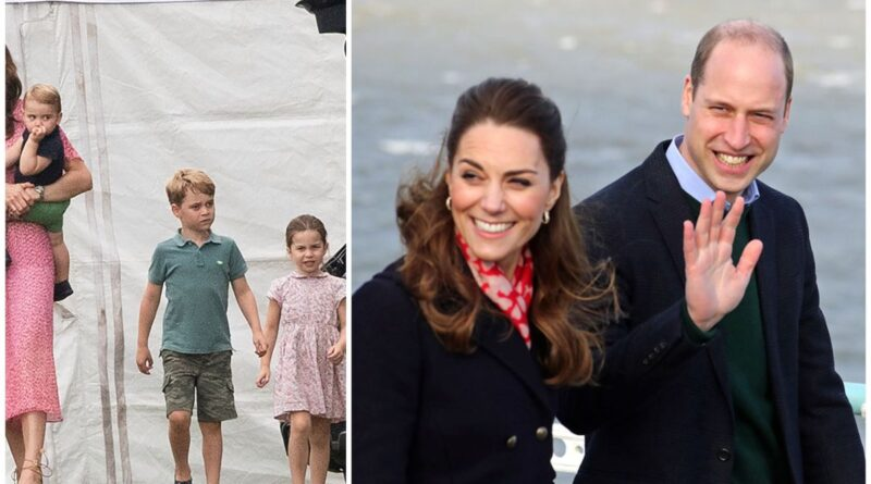 George, Charlotte And Louis Bedtime Routine Revealed