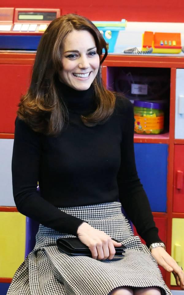 Kate Middleton Art Room