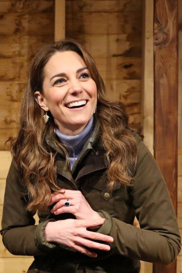 Kate Middleton visiting Northern Ireland
