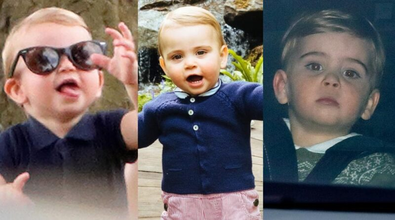 Prince Louis Facts