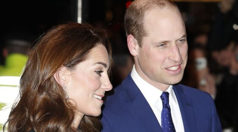 Prince William And Kate Attend Dear Evan Hansen