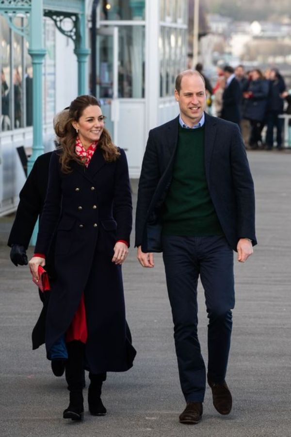 Prince William and Kate Wales