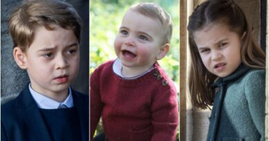 How George, Charlotte And Louis Are Spending Their Time In Self-Isolantion